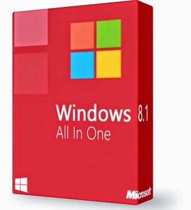 Dowonload Windows 8.1 32 Bit AIO Full Activator