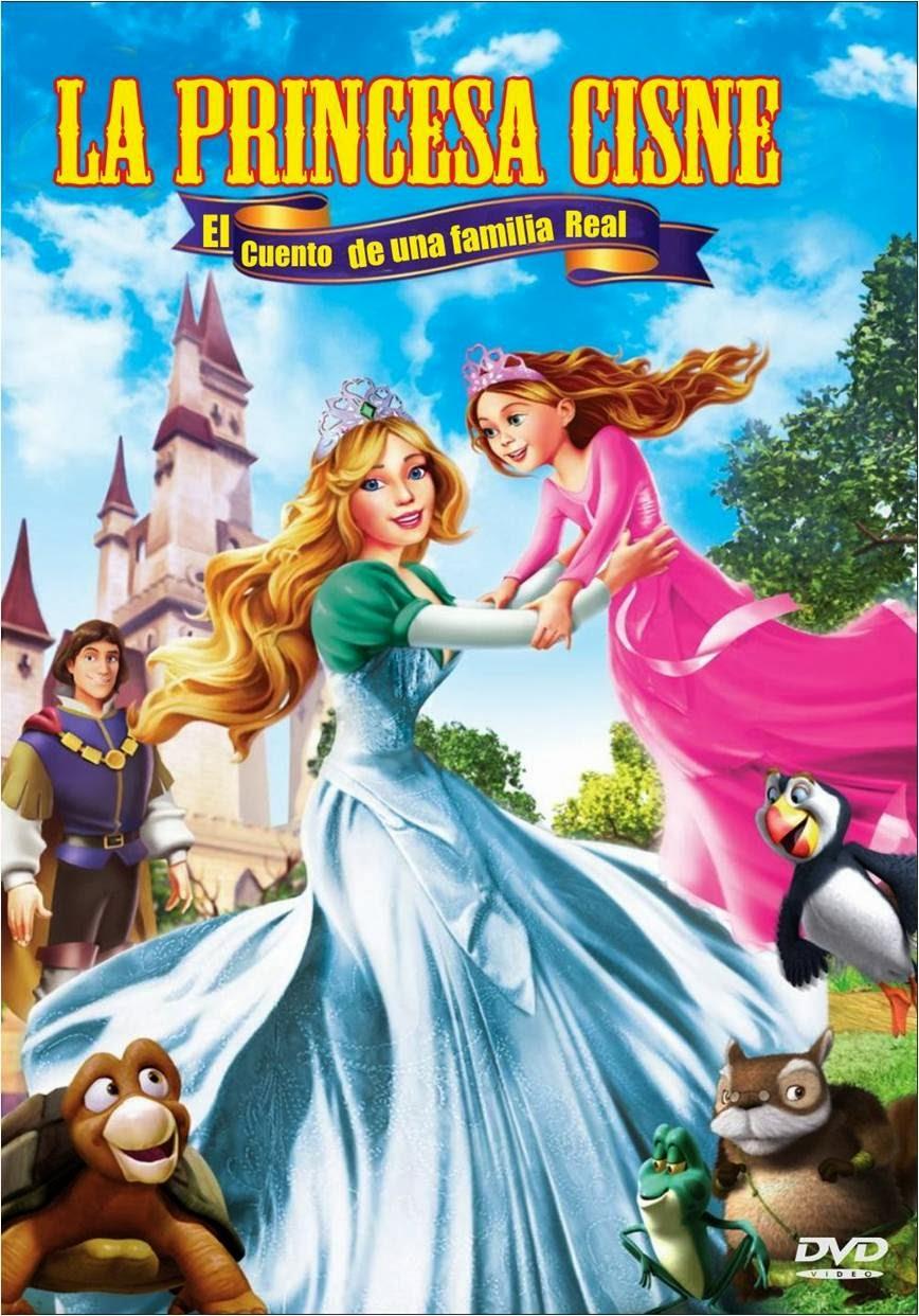 La princesa Cisne: El cuento de la familia real (2014) Online