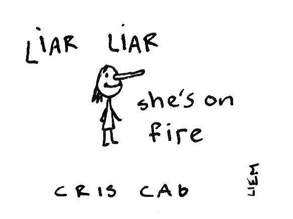 Songtext von Cris Cab - Put in Work Lyrics
