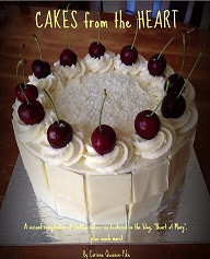 NEW!!! CAKES FROM THE HEART eBook