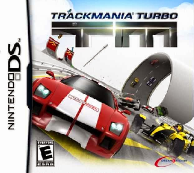 TrackMania Turbo (Español) (Nintendo DS)