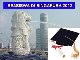 Beasiswa S1 Singapore 2013