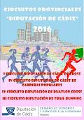 CIRCUITOS DE DIPUTACIÓN 2016: CROSS, CARRERAS POPULARES, DUATLÓN Y TRAIL.