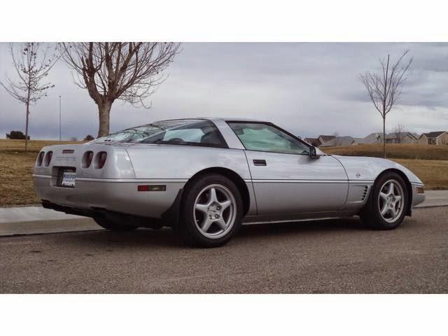 1996 Corvette at Purifoy Chevrolet