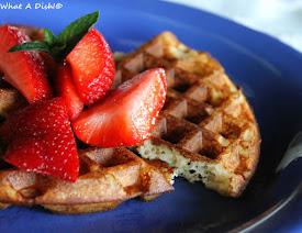 Recently- Overnight Buttermilk Waffles