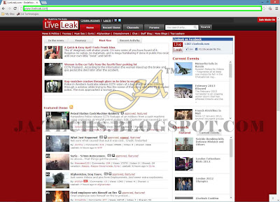 Download LiveLeak Videos Tutorial - Step 1