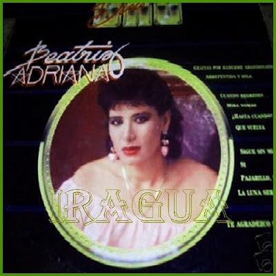 Beatriz Adriana El Disco de Oro