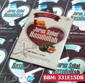 Talkshow Buku Jurus Sehat Rasulullah Zaidul Akbar [Video]