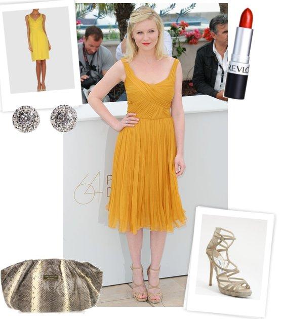 Festival Cannes 2011 Fashion Style Kirsten Dunst Wwwlylybyeblogspot