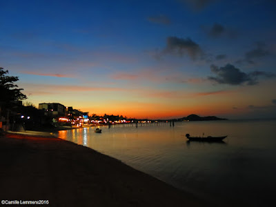 Koh Samui, Thailand daily weather update; 31st January, 2016