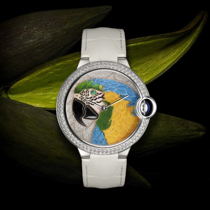 בלוג אופנה Vered'Style - קולקציית שעוני קרטייה לשנת 2014 ברשת פדני