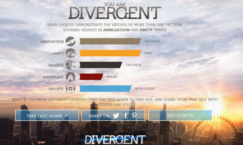 Divergent Amity Quotes And see  I am DIVERGENT