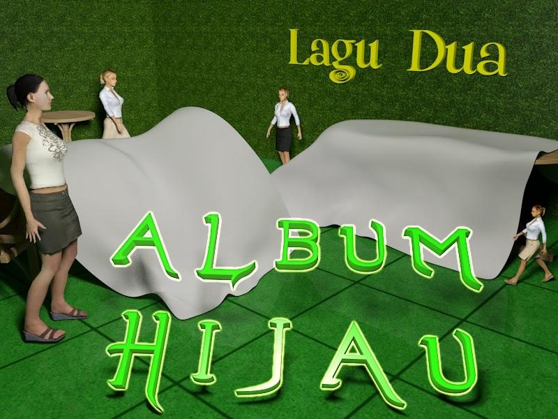 Lirik : Lagu Dua Album Hijau Iwan Fals