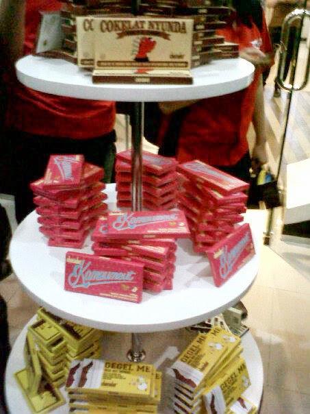 Chocodot: Cokelat Istimewa Asal Garut