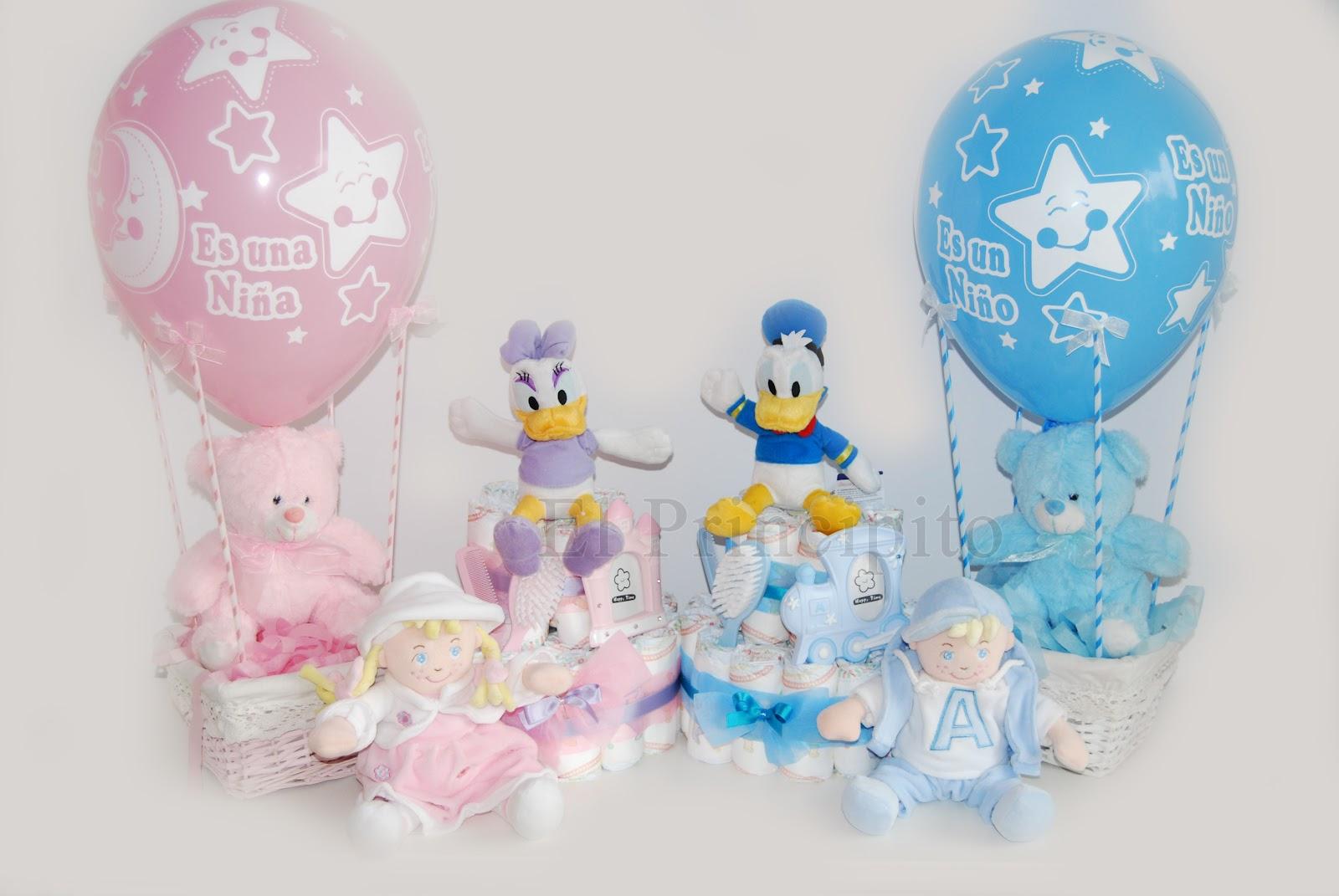 El principito globos y regalos regalos para bebes o - Adornos para bebe recien nacido ...