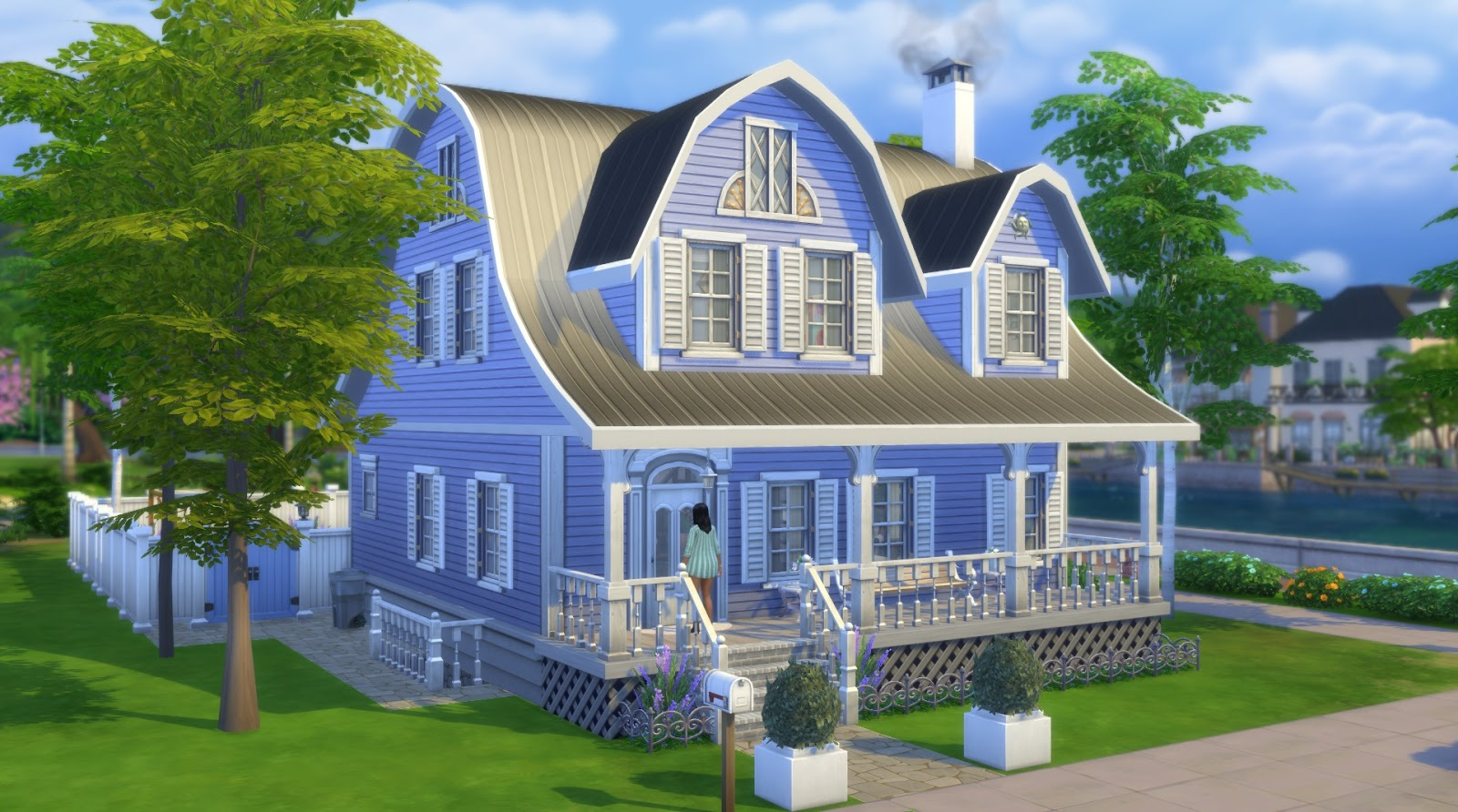 My Sims 4 Blog Little Big House No Cc By