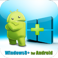 Windows8 / Windows 8 +Launcher android apk