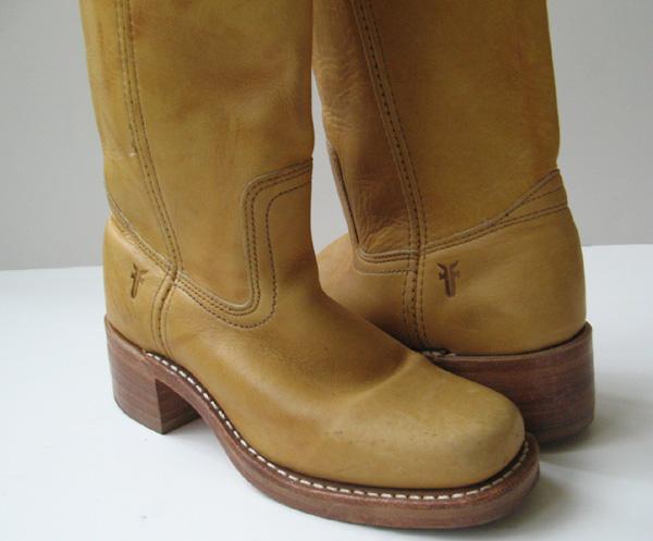 Vintage Frye Cowboy Boots Women Size 7 Boots 7
