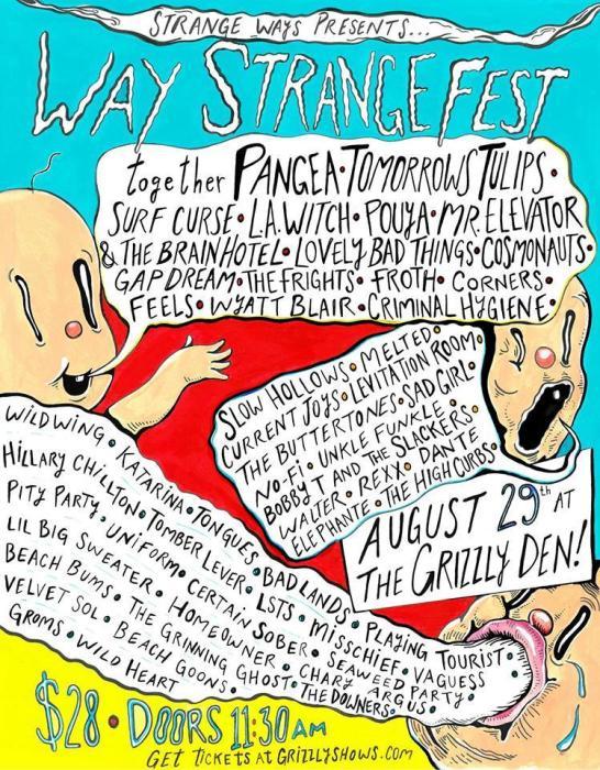 Way Strange Fest