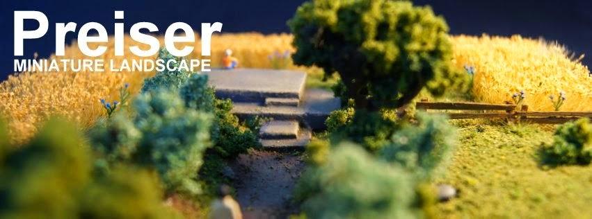 Preiser´s Miniature Landscape