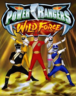 Power Rangers: Força Animal