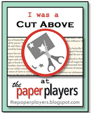 The Paper Players -Cut Above Award #122