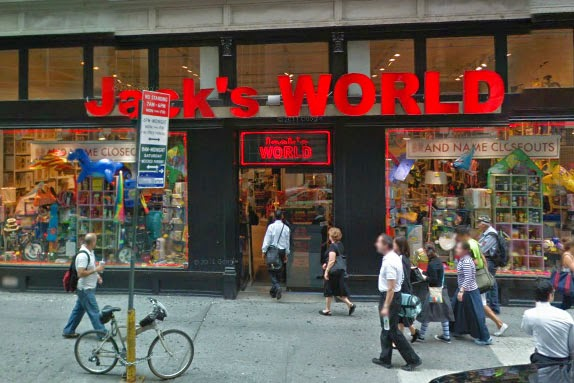 Jack's World Nova York