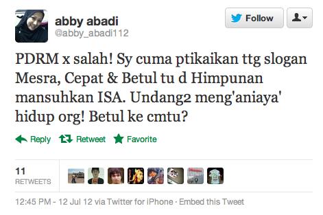 twitter abby abadi