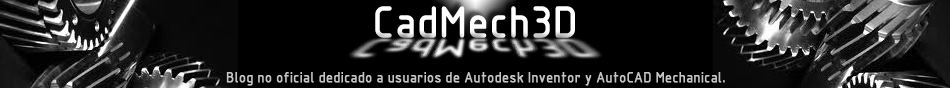 Autodesk Inventor y AutoCAD Mechanical para hispanoparlantes