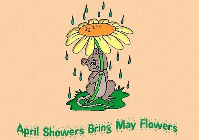 RevGalBlogPals: Friday Five: April Showers Bring May Flowers