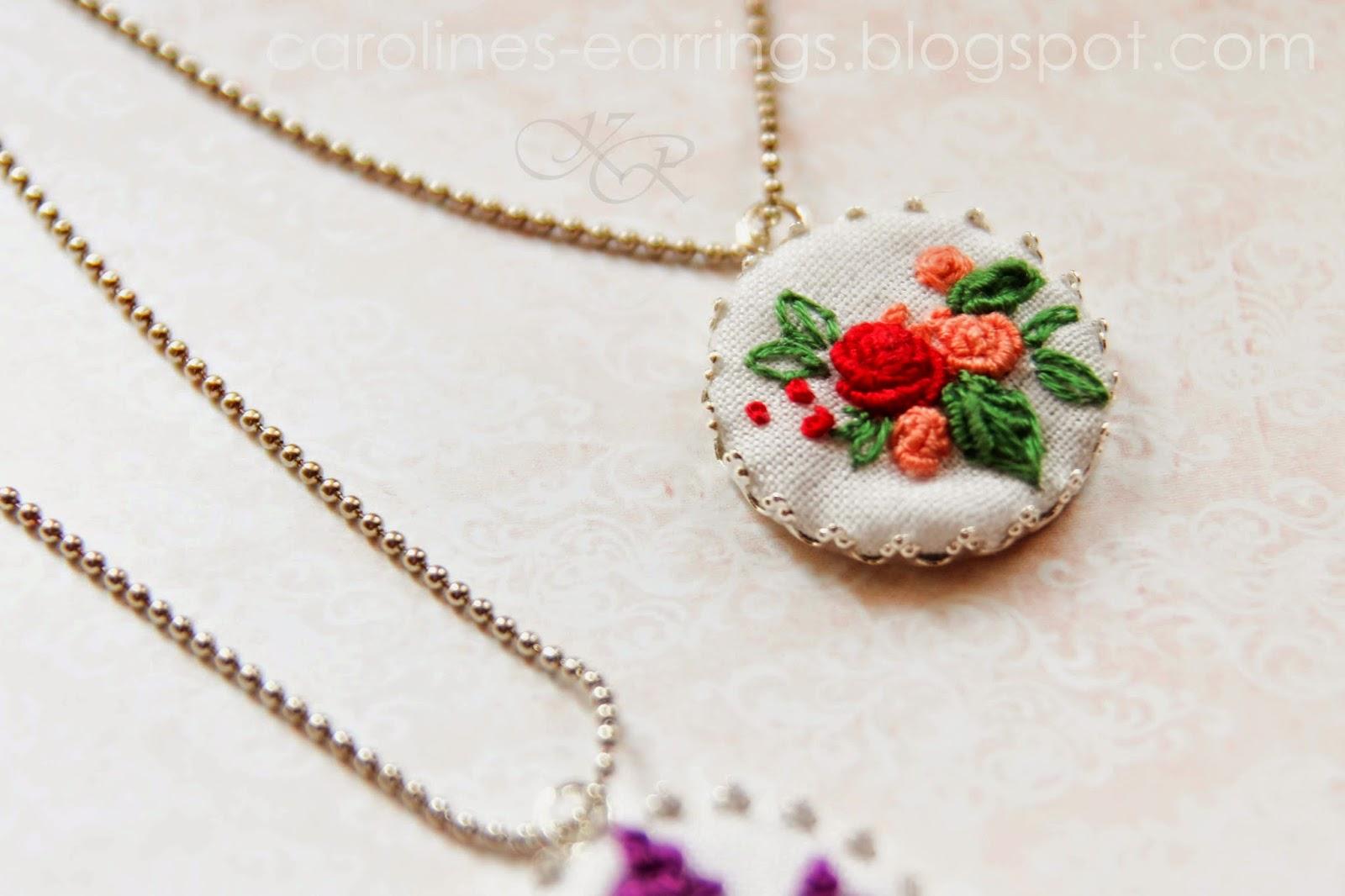 145) Różany ogród