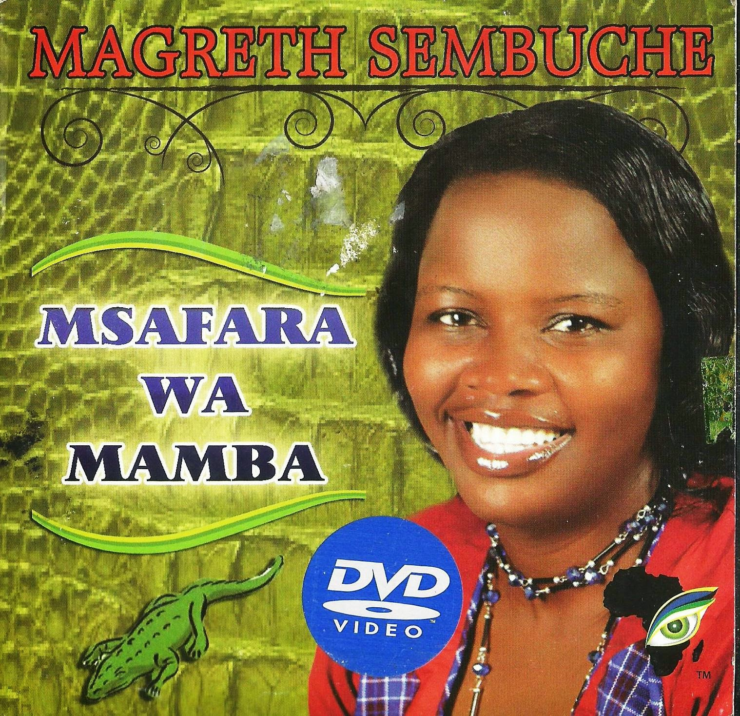 JIPATIE AUDIO CD YA MAGRETH SEMBUCHE