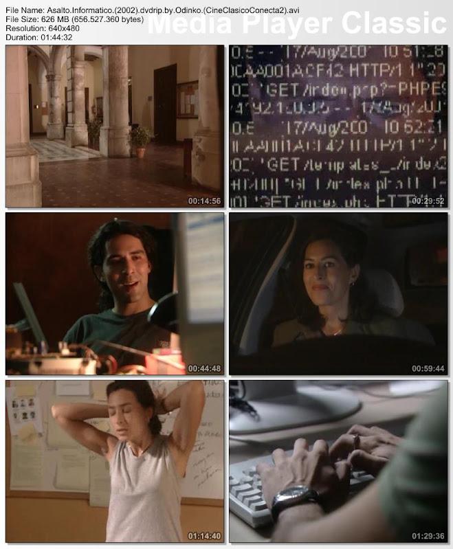 Asalto informático 2002 | Secuencias de la película
