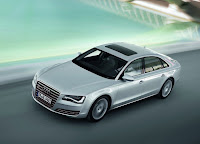 2012 Audi A8 L HD Wallpaper