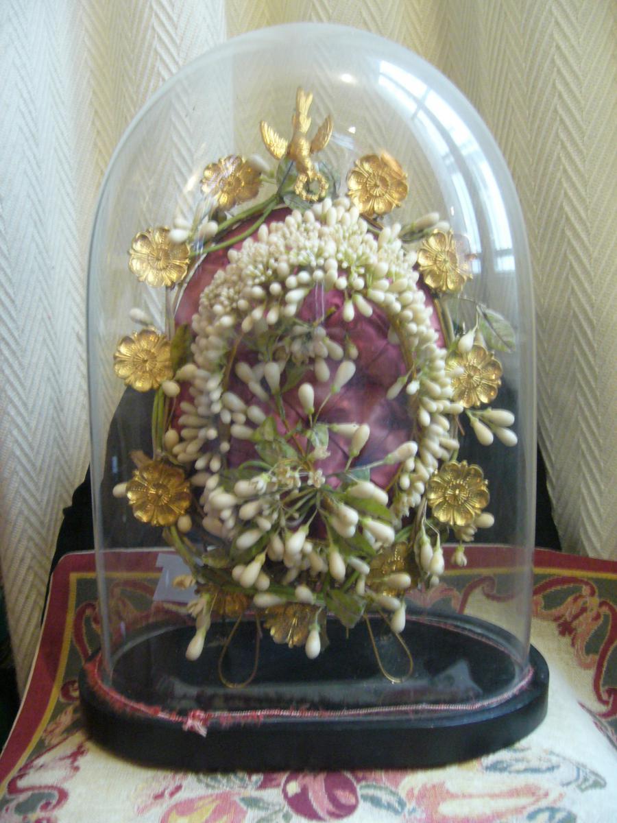 scrapbook globes de mariee