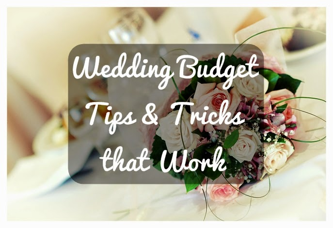 Wedding Budget Tips & Tricks that Work
