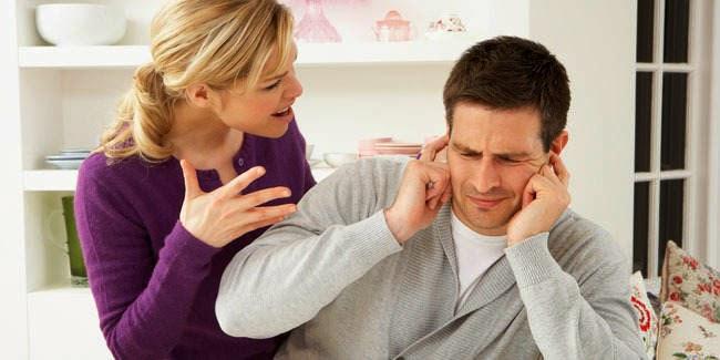 Khas Untuk Si Isteri - 10 Kesalahan Isteri Pada Suaminya
