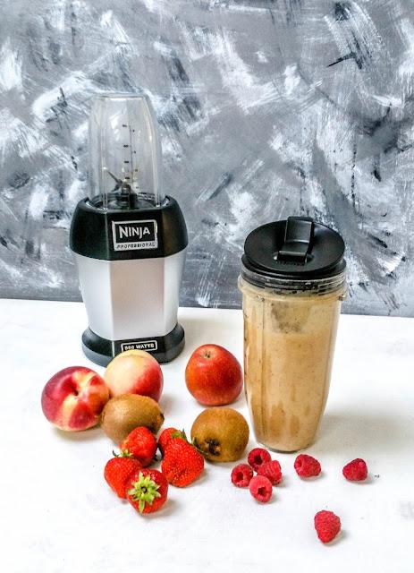 Nutri Ninja review, blender, smoothie maker, high speed blender