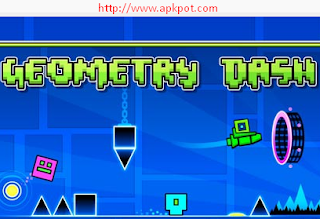 Geometry Dash {Game} Full Version APK V2.011 Free Download For Android
