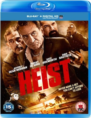 Heist 2015 English 720p BRRip 800MB ESubs