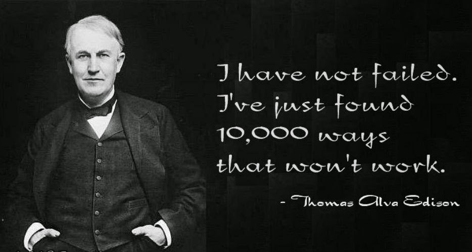 Famous Scientist Thomas Edison Images