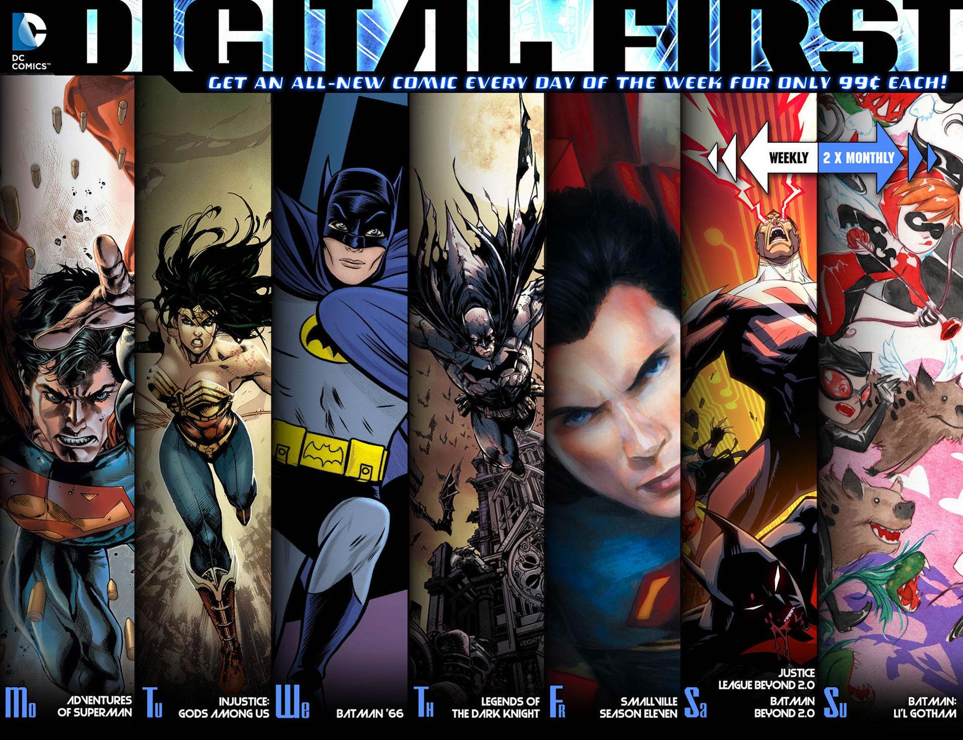 Batman Beyond (2012) Issue #27 #27 - English 23
