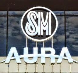 SM Aura Premier aka SM City Taguig in BGC