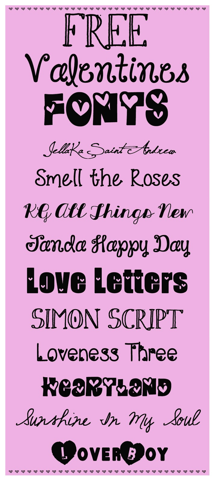 Our Reflection My Favorite Free Fonts For Valentine's Day. Waterfowl Decals. Customized Stickers. Baby Boy Murals. Lebra Signs Of Stroke. Intimacy Signs. Library Banners. Furniture Signs. Panther Murals