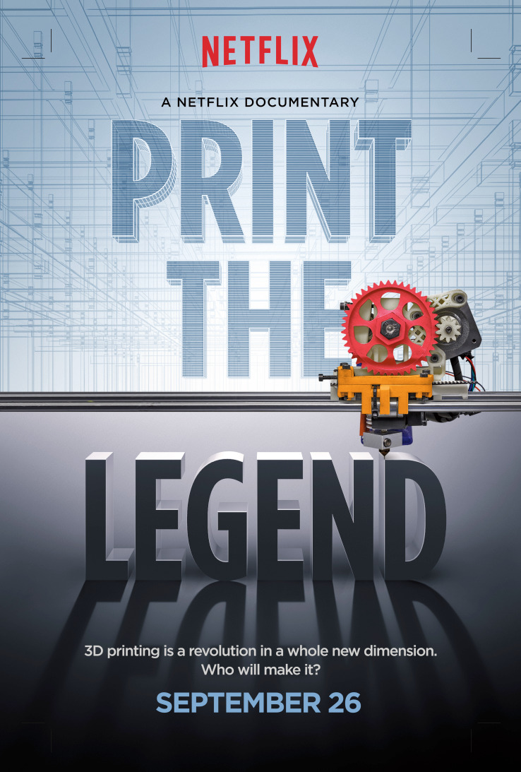 Print the Legend – Dublado (2014)