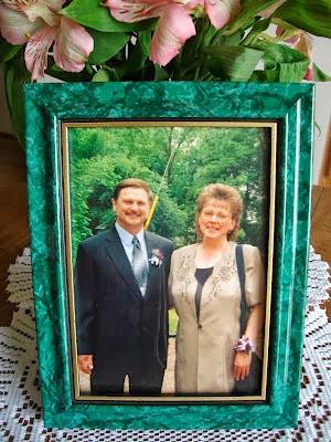 Dave & Cindi 6/8/2002