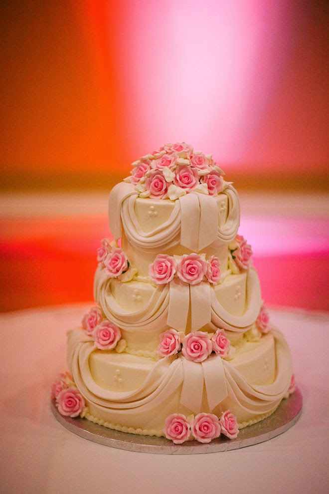 Elegant Pink Wedding In San Francisco Belle The Magazine