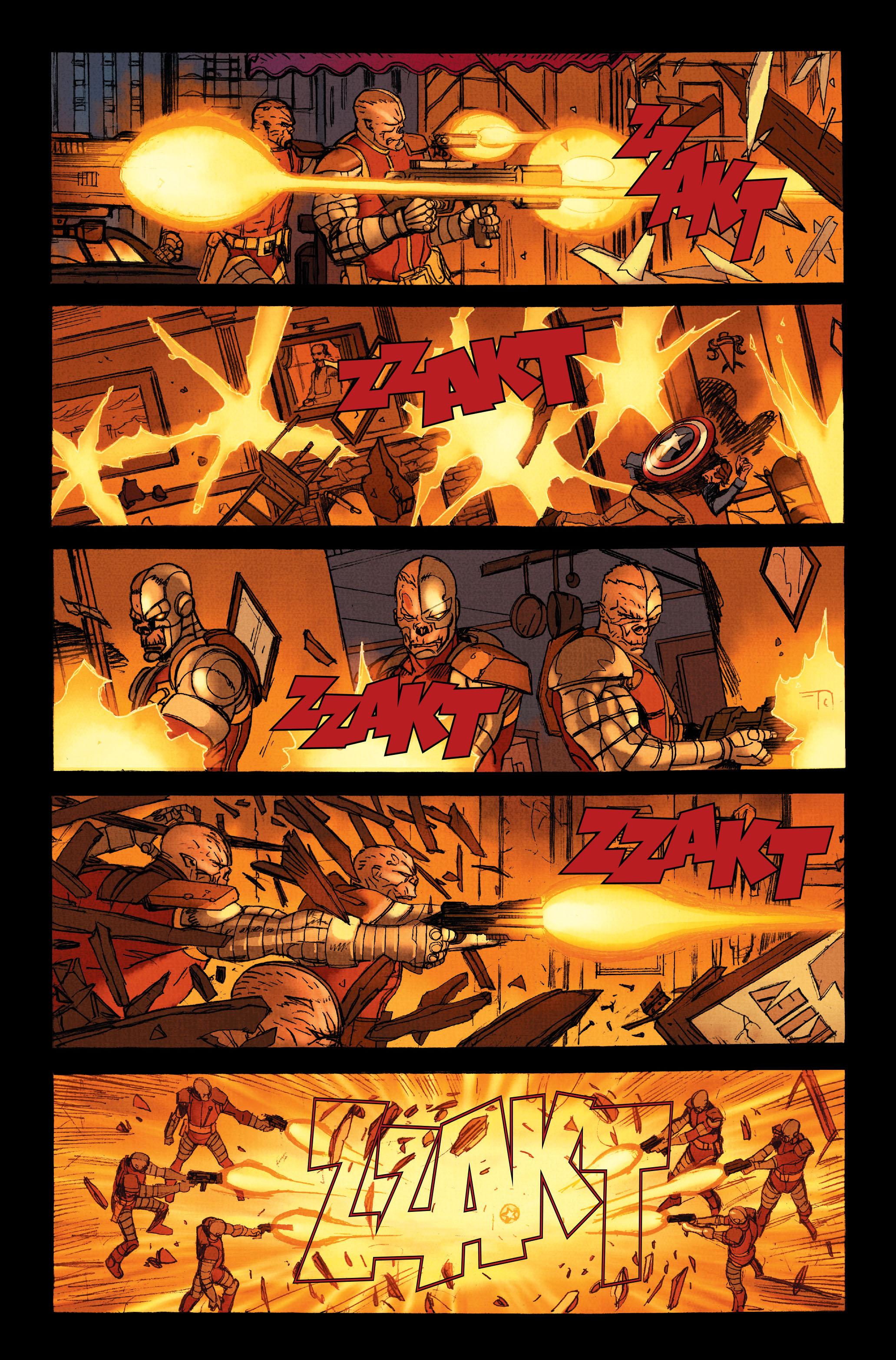 Wolverine: Weapon X #12 #5 - English 10