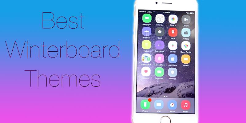 best Winterboard themes