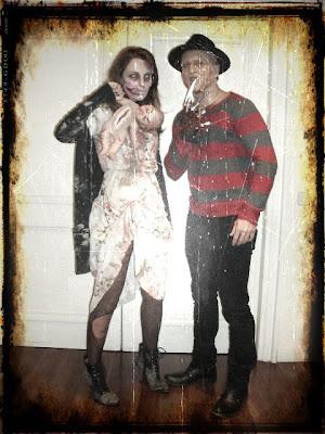 celebrities halloween 2012 famosos disfraces